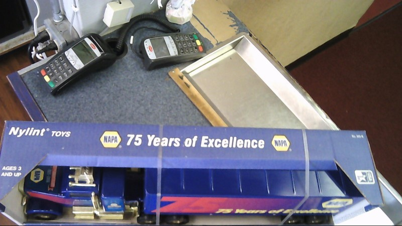 Nylint No 345-n NAPA 75 years of excellence 18 wheeler truck