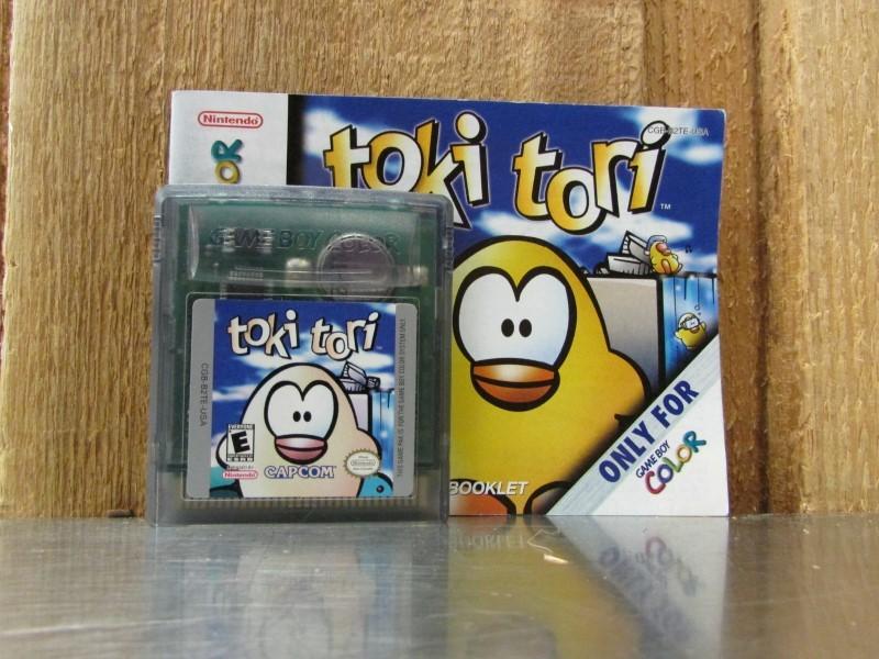 NINTENDO Vintage Game TOKI TORI