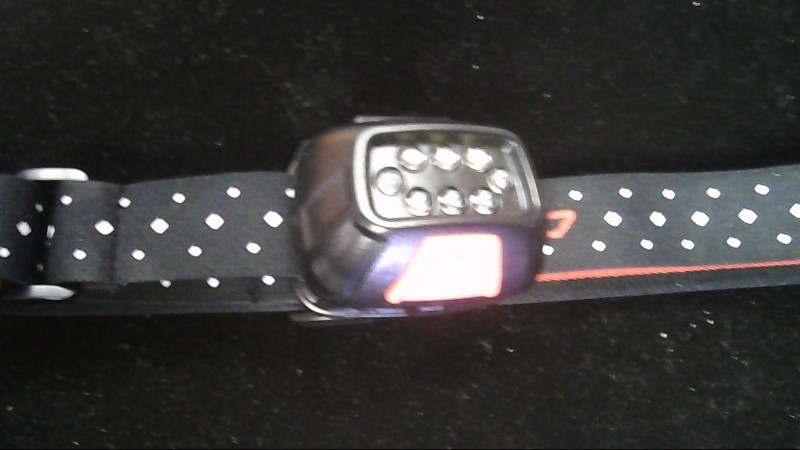 COAST FLASHLIGHT Model HEADLAMP