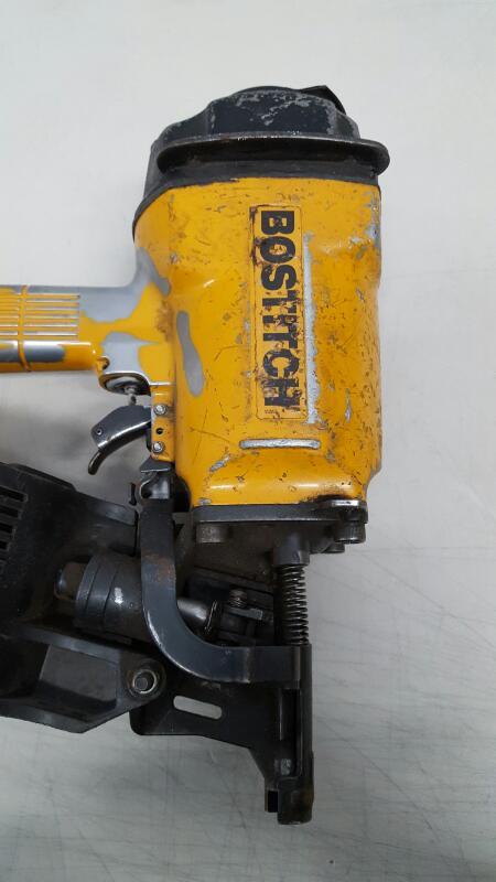 AS IS - Bostitch N70CB-1 Angle Coil Nailer