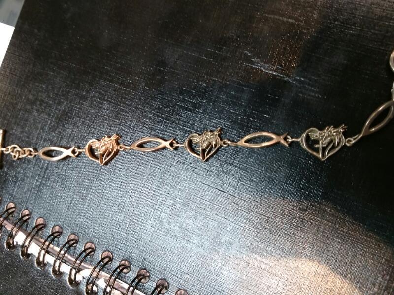 Silver Fashion Bracelet 925 Silver 10.2g