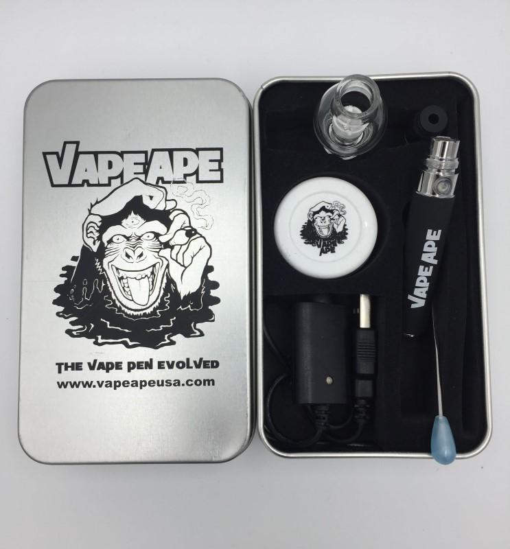 VAPE APE Vapor Pen Complete Kit In Collectible Tin