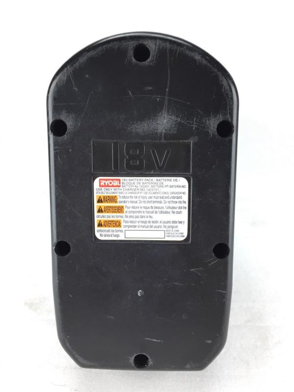 RYOBI 18v Scroll Saw SS180 Cordless w/Charger & Battery