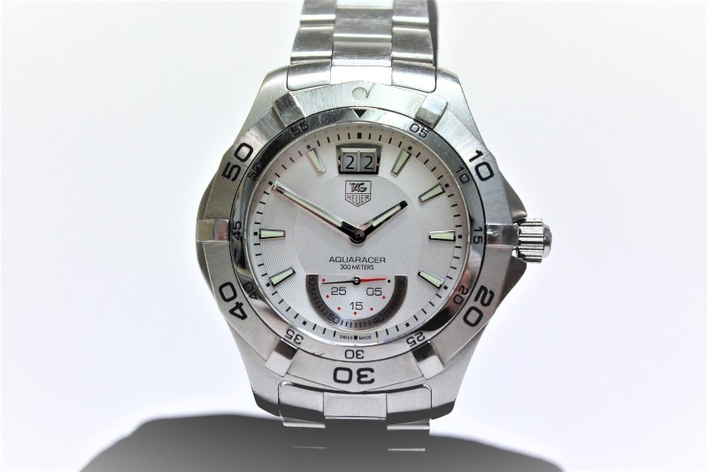 TAG HEUER Men's AQUARACER WAF1011