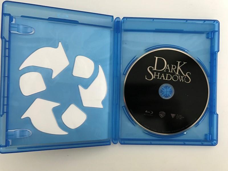 BLU-RAY MOVIE Blu-Ray DARK SHADOWS