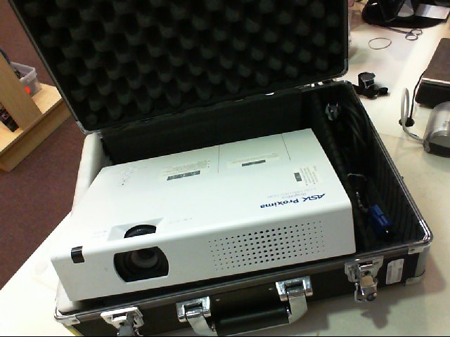 ASK PROXIMA Projection Equipment C3255-A