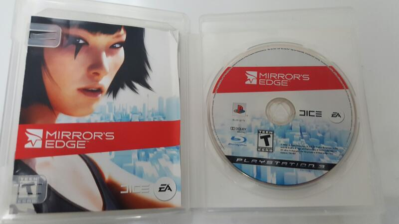 SONY Sony PlayStation 3 Game MIRROR'S EDGE