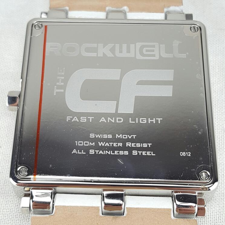 ROCKWELL Gent's Wristwatch CF109