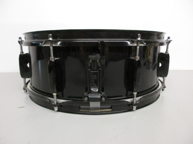 "PEARL 14X5"" EXPORT SERIES SNARE, BLACK"
