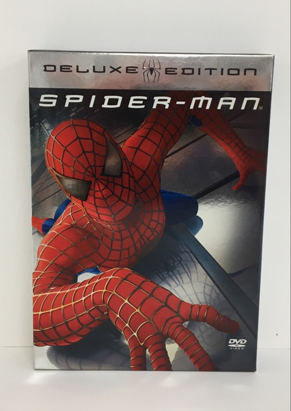 SPIDERMAN DVD DELUXE EDITION