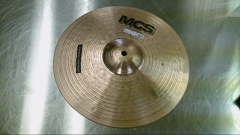 """MODULAR COMPONENT SYSTEMS Cymbal 14"""" MEDIUM HIHAT TOP"""