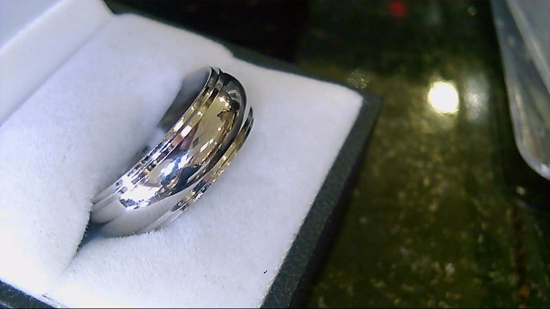 Gent's Ring Silver Stainless 8.48g