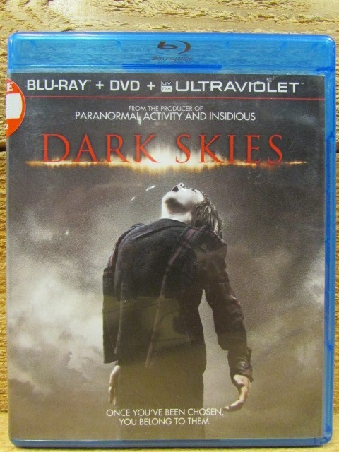BLU-RAY MOVIE Blu-Ray DARK SKIES