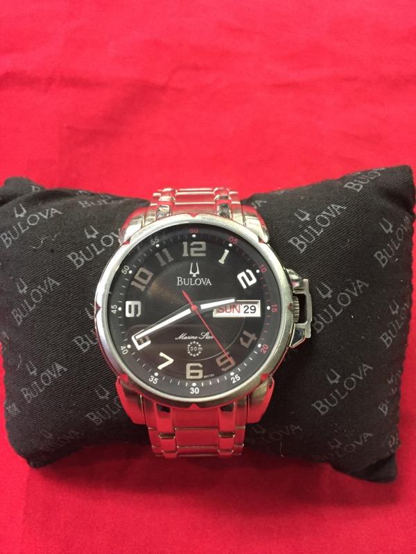 BULOVA Gent's Wristwatch C8331080
