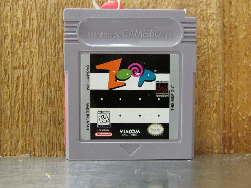 NINTENDO Vintage Game ZOOP