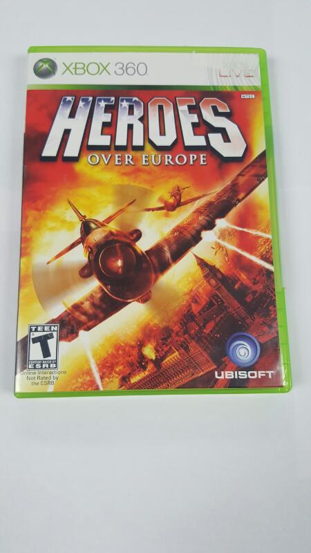 Heroes Over Europe (Microsoft Xbox 360)