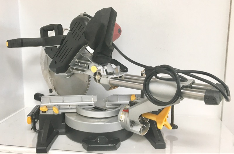 CHICAGO ELECTRIC MITER SAW MODEL 69684 ( IN STORE PICKUP ONLY)