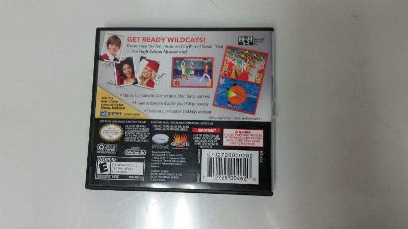 High School Musical 3: Senior Year (Nintendo DS)