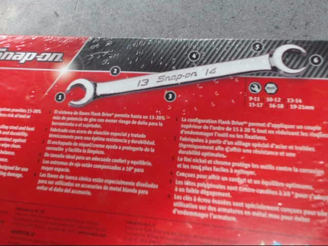 SNAP ON Wrench RXFMS606B