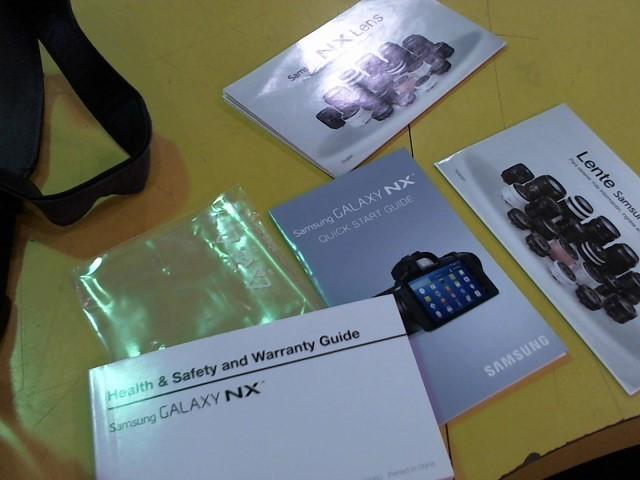 SAMSUNG Digital Camera EX-GN120A