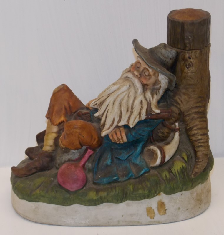 OLD RIP VAN WINKLE LIMITED EDITION DECANTER, A SECOND ORIGINAL DESIGN, 1975