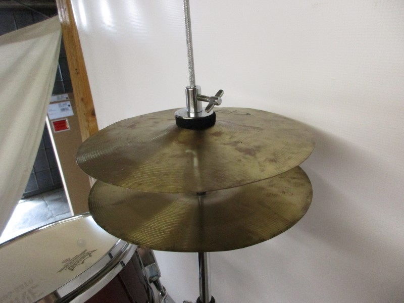 GP PERCUSSION 3PC JR DRUMSET, LOCAL PICKUP ONLY