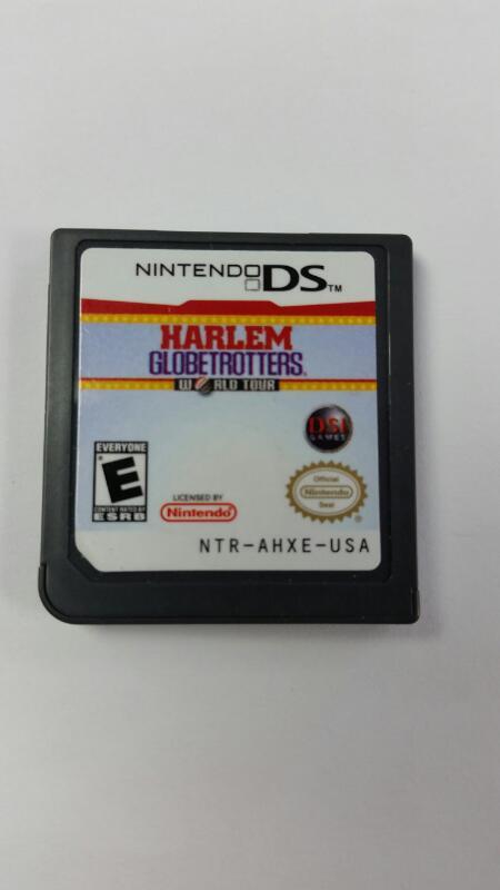 Harlem Globe Trotters: World Tour (Nintendo DS)