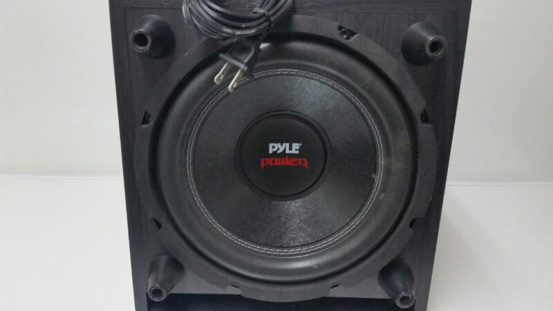 ACOUSTIC Speakers/Subwoofer RW SUB10