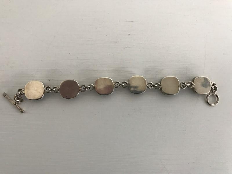 Silver Bracelet 925 Silver 33.5g