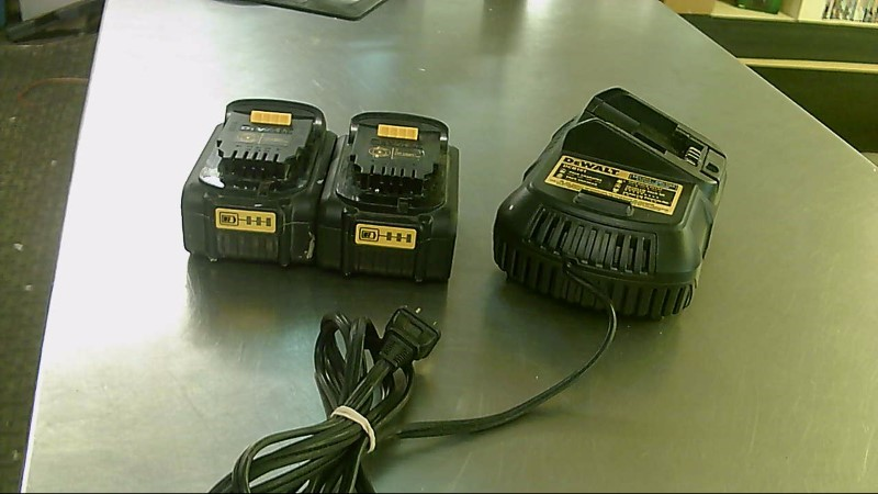DEWALT Battery/Charger DCB200