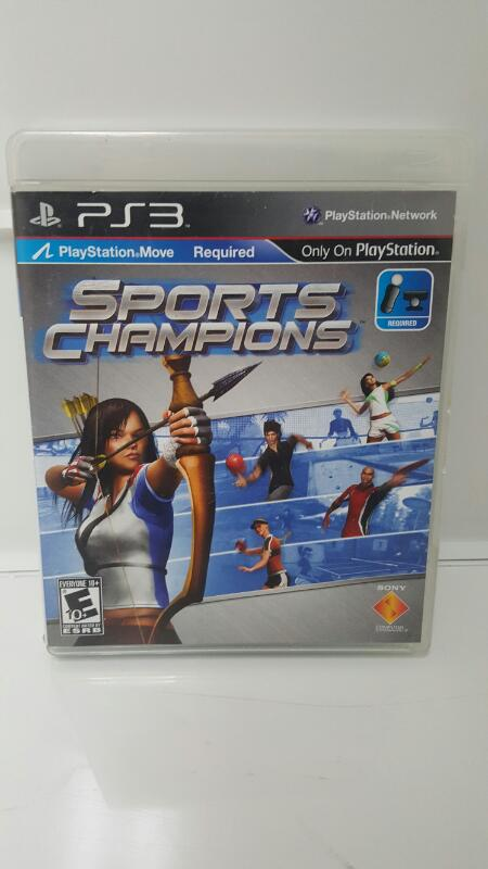 Sony PlayStation 3 SPORTS CHAMPIONS