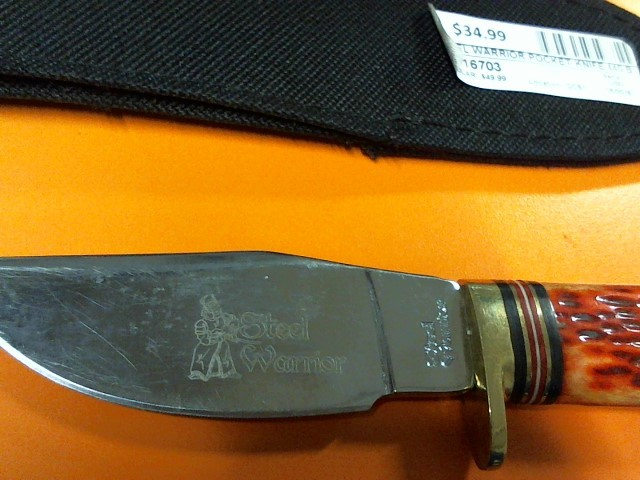 STEEL WARRIOR KNIFE MODEL 440