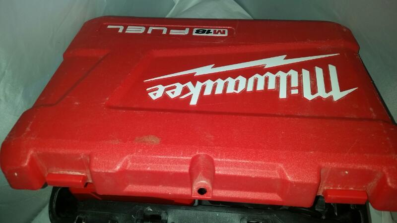 MILWAUKEE Hammer Drill/Driver Tool Set M18 COMBO SET