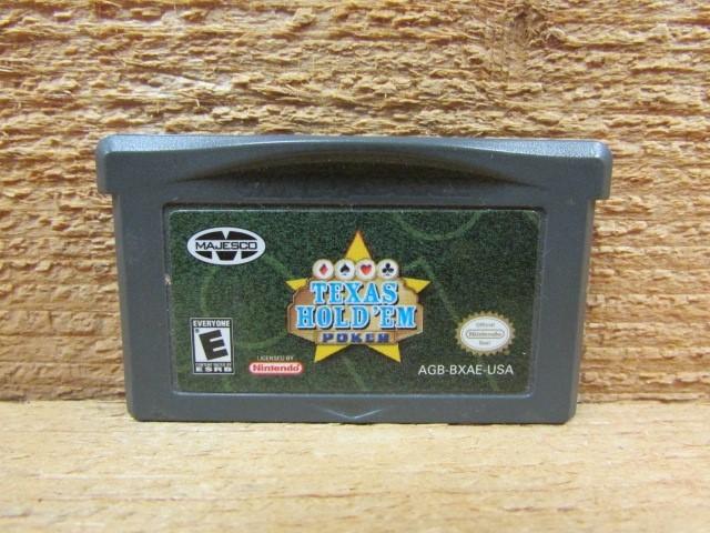 NINTENDO Nintendo GBA Game TEXAS HOLD EM POKER (GBA) (2000)