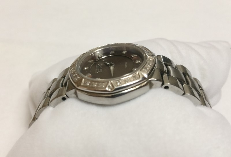 Women's Citizen Eco-Drive Stainless Steel Wristwatch N-E031-S090348-KA