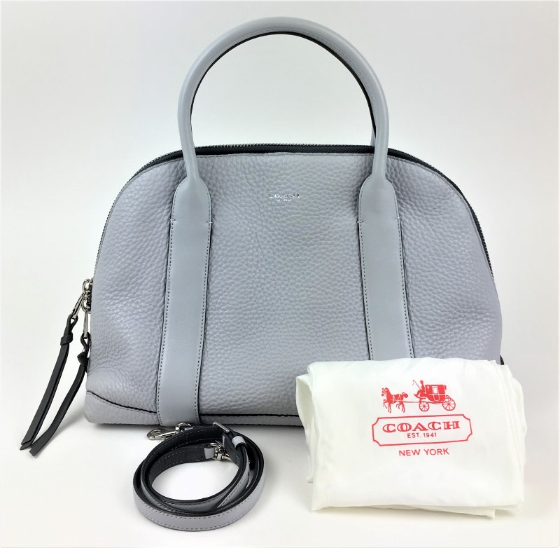 COACH BLEECKER PRESTON SATCHEL 30165
