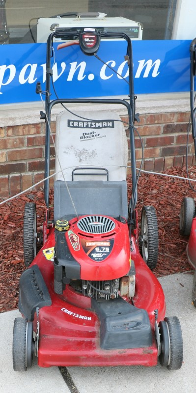 CRAFTSMAN Lawn Mower 917.376583