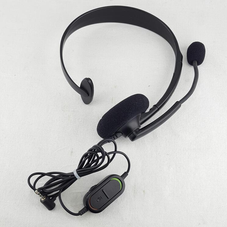 MICROSOFT Video Game Accessory XBOX 360 WIRED HEADSET