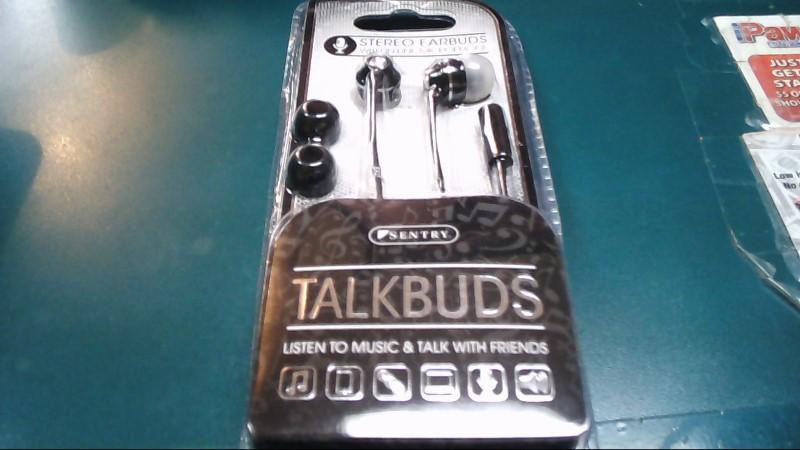 SENTRY HEADPHONES Headphones HM240 MICRO EARBUDS