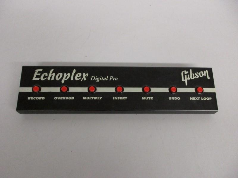 GIBSON ECHOPLEX DIGITAL PRO FOOTSWITCH