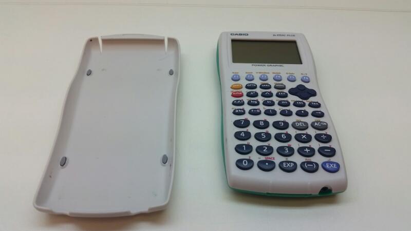 CASIO FX-9750G PLUS POWER GRAPHIC CALCULATOR]