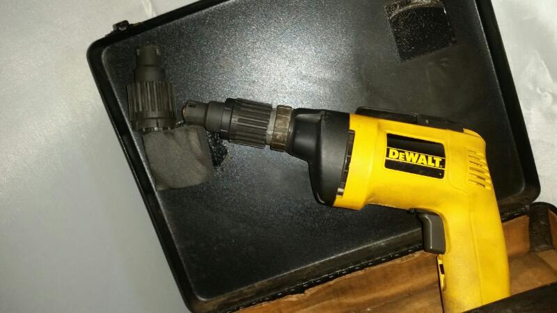 DEWALT Corded Drill DW280