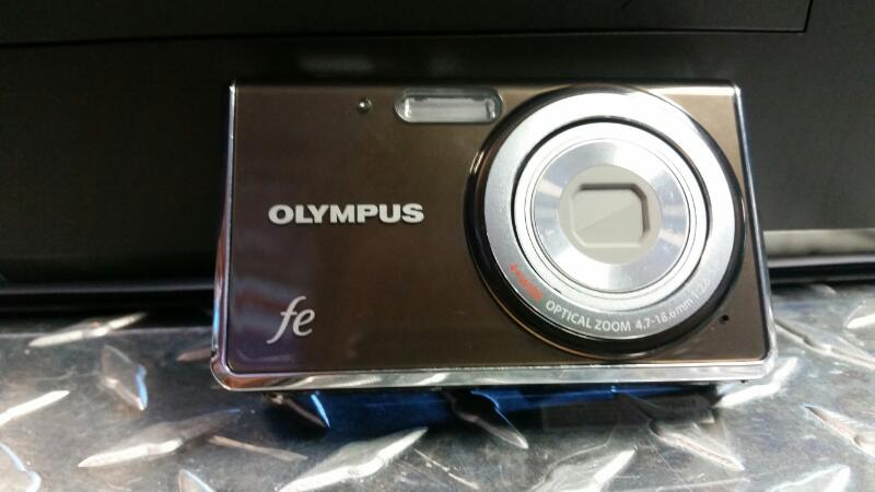 OLYMPUS Digital Camera FE-4020