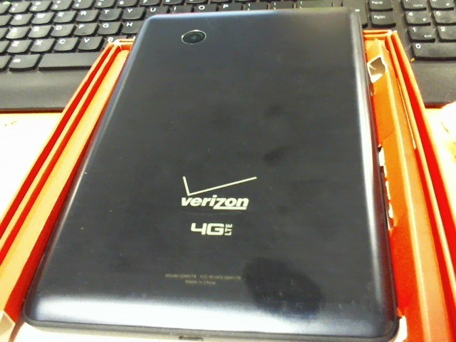 VERIZON Tablet ELLIPSIS QMV7A