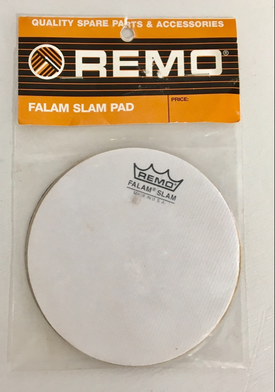 REMO FALAM SLAM BASS DRUM PAD MODEL KS-0004-PH