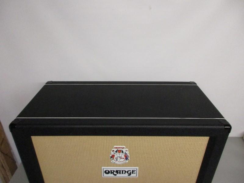 ORANGE PPC-212 2X12 CABINET, BLACK