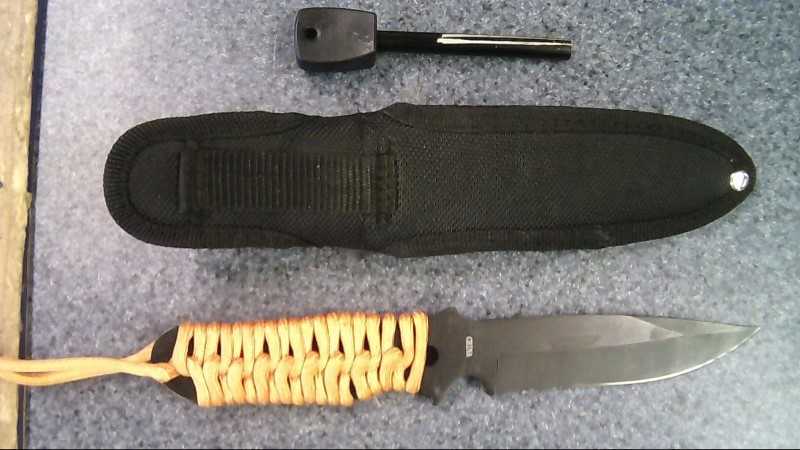 UST Hunting THROWING KNIFE
