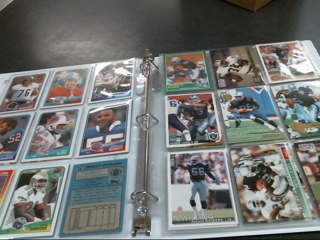 NFL Football FOOTBALL CARDS