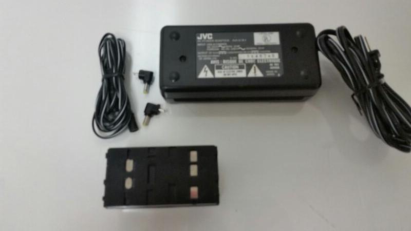 Genuine OEM JVC AA-V3U Camcorder Power Adapter Cord