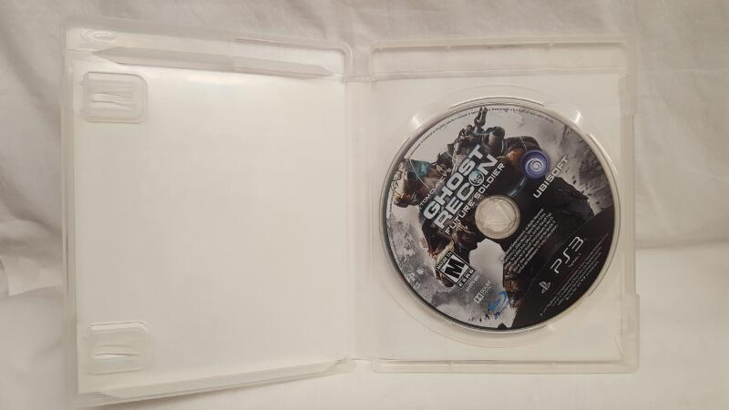 Sony PlayStation 3 Game TOM CLANCY'S GHOST RECON FUTURE SOLDIER